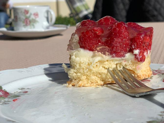 Schwarzwaldwanderung mit Kuchen in Traudels Cafe in Brettental bei Freiamt