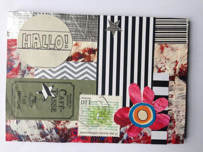 Postkarte Nr. 10