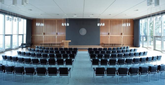 Der Plenarsaal     ©www.adwmainz.de