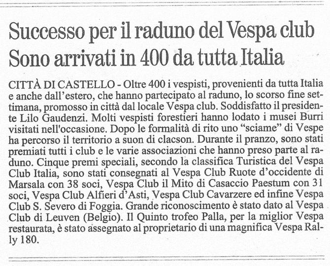 Giornale dell'Umbria - 25/7/2015