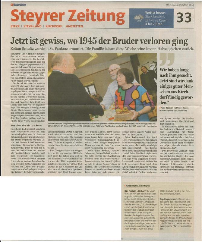 Link: http://www.nachrichten.at/oberoesterreich/steyr/Jetzt-ist-gewiss-wo-1945-der-Bruder-verloren-ging;art68,2002794