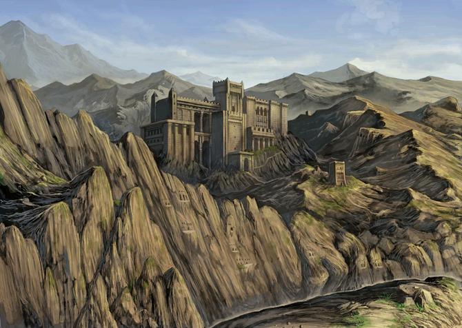 Waren, capitale de Thracia