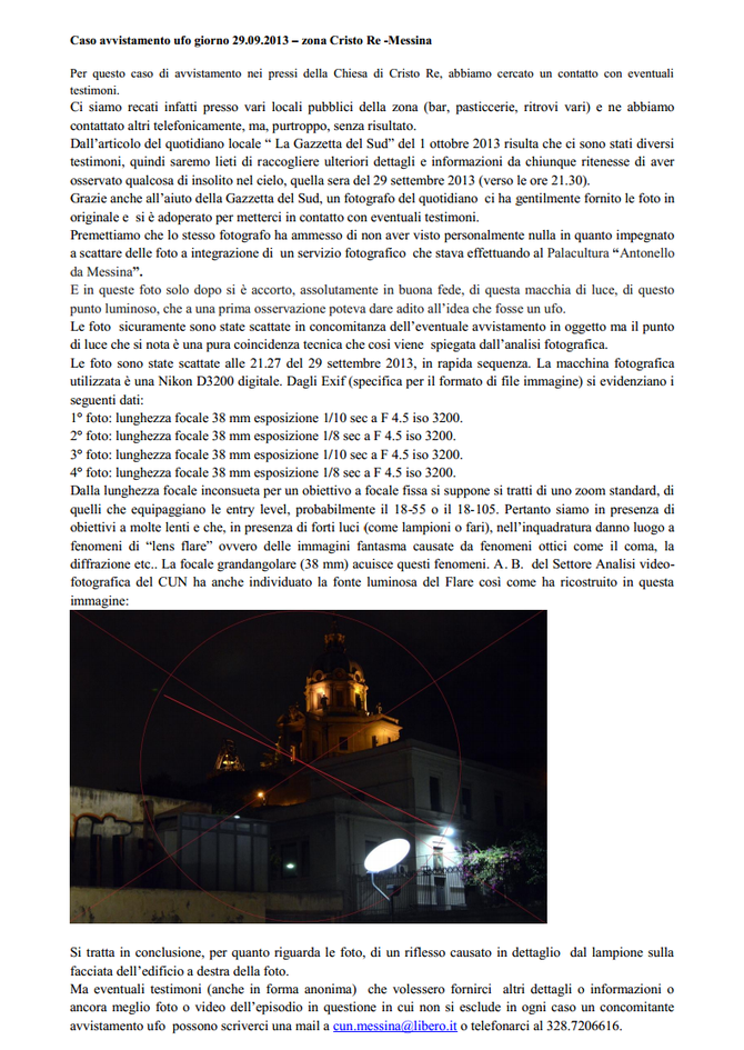 Fonte: http://www.centroufologiconazionale.net/news/new.htm