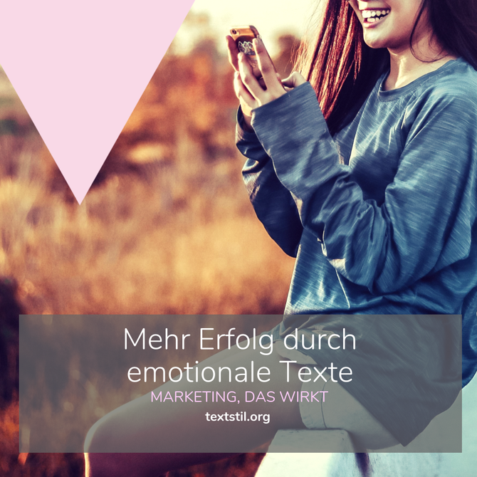Emotionale Texte Freelance Texter