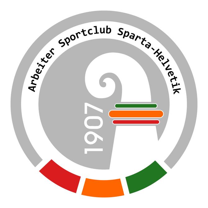 ASC Sparta-Helvetik Logo