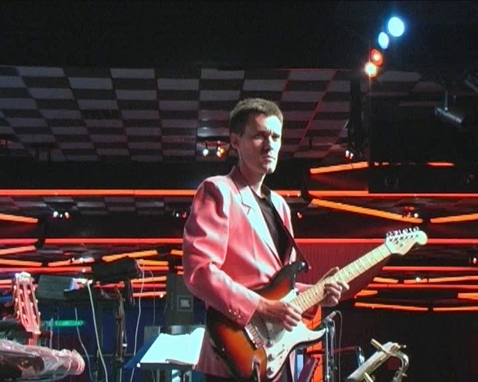 fausto ferrari group discoteca kiwi 2004