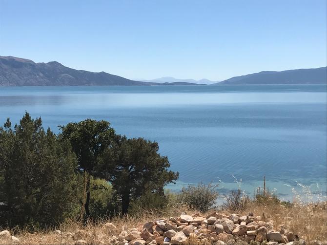 Eğirdir Gölü: Still ruht der See...