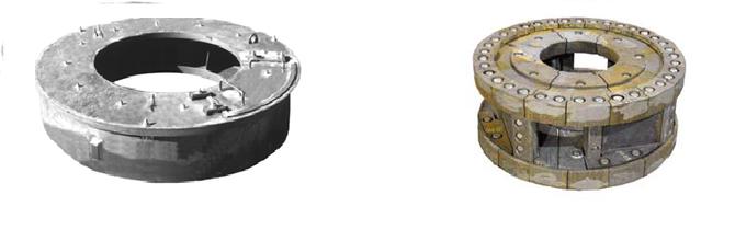 Самофутирующийся бокс (камень об камень) и закрытый ускоритель