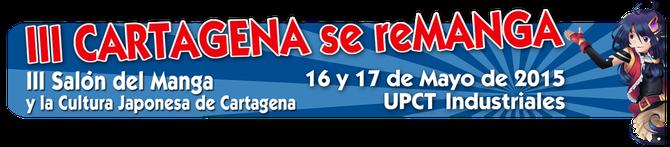 III Salón del Manga y la Cultura Japonesa de Cartagena 2015, venta de entradas