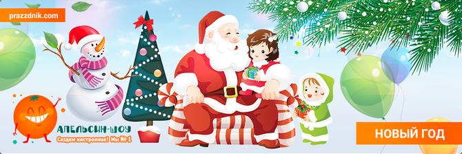 Дед Мороз на дом на заказ в Зеленограде