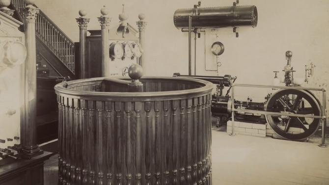 Laidlaw Dunn-Gordon pump, nº 16473