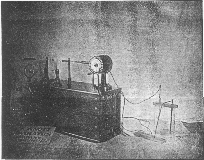 A new Tesla coil for  X-ray work - Electrical review - July 22, 1896