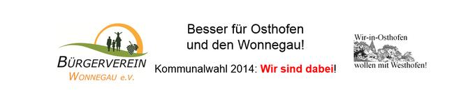 Von der BI wir-in-Osthofen zum Bürgerverein Wonnegau!