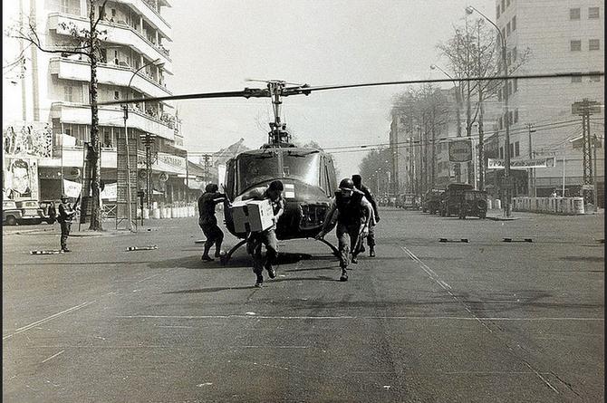 BATAILLE DU TÊT 1968.