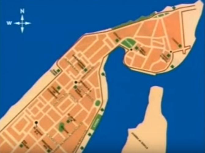 LA CAPITALE UMM AL QAÏWAÏN  ABRITE 80% DE LA POPULATION ( ENVIRON 46.500 ÂMES)