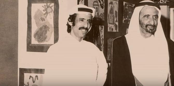 KHALAF AL HABTOOR. DEBUT D'UNE ASCENSION VERS LA GLOIRE