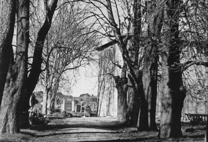 LE JAS DE BOUFFAN circa 1935