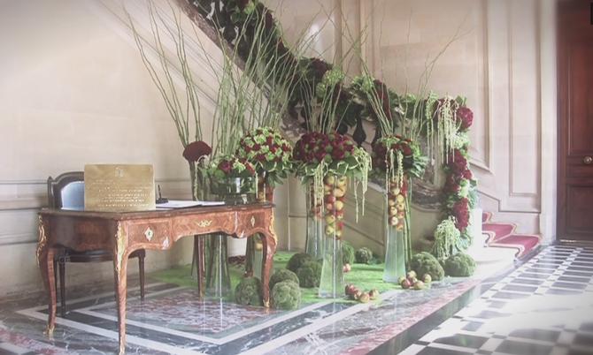 L'ENTREE UN SOIR DE MARIAGE. C* KIPP AHMAD Vidéo