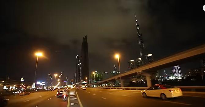 DUBAI AU SEUIL DU 3è MILLENAIRE