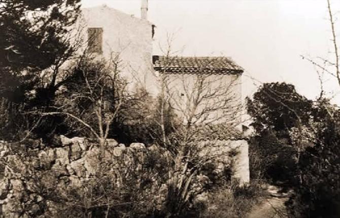 L'Atelier en 1951 à la mort de Marcel Provence.