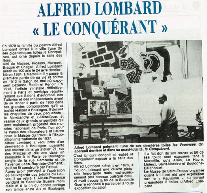 BULLETIN MUNICIPAL DE LA VILLE DE BOULOGNE- BILLANCOURT. DOCUMENT INEDIT DE LA GALERIE A. PENTCHEFF................... AVEC NOS REMERCIEMENTS.