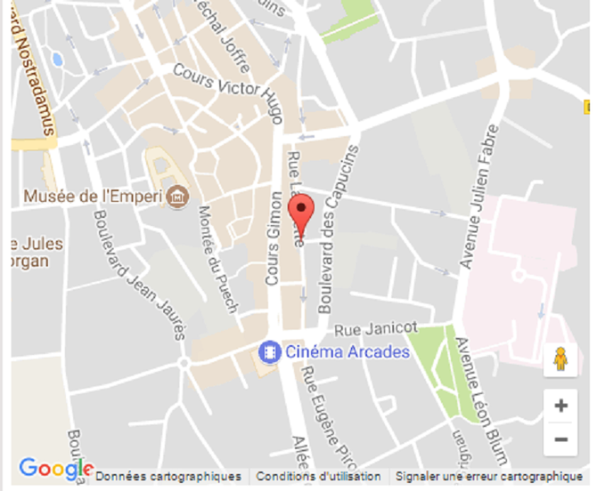 ESPACE CULTUREL  R. DE LAMANON, 120 rue Lafayette  13300 Salon de Provence   Tel.  04 90 44 89 90
