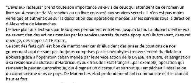 MAIL de Françoise HAFFRAY à Maguy T.  Mercredi  22 Février 2017  15h28