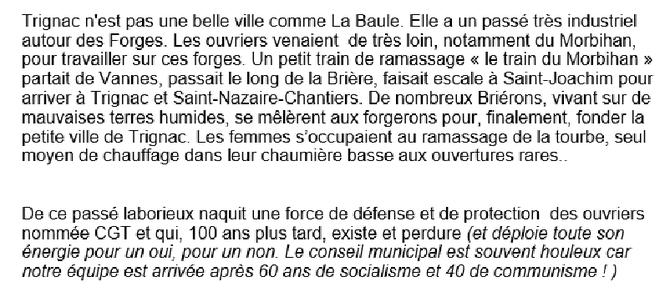 MAIL de Françoise HAFFRAY à MAGUY T.  Dimanche 26 Février 2017  :  23h07