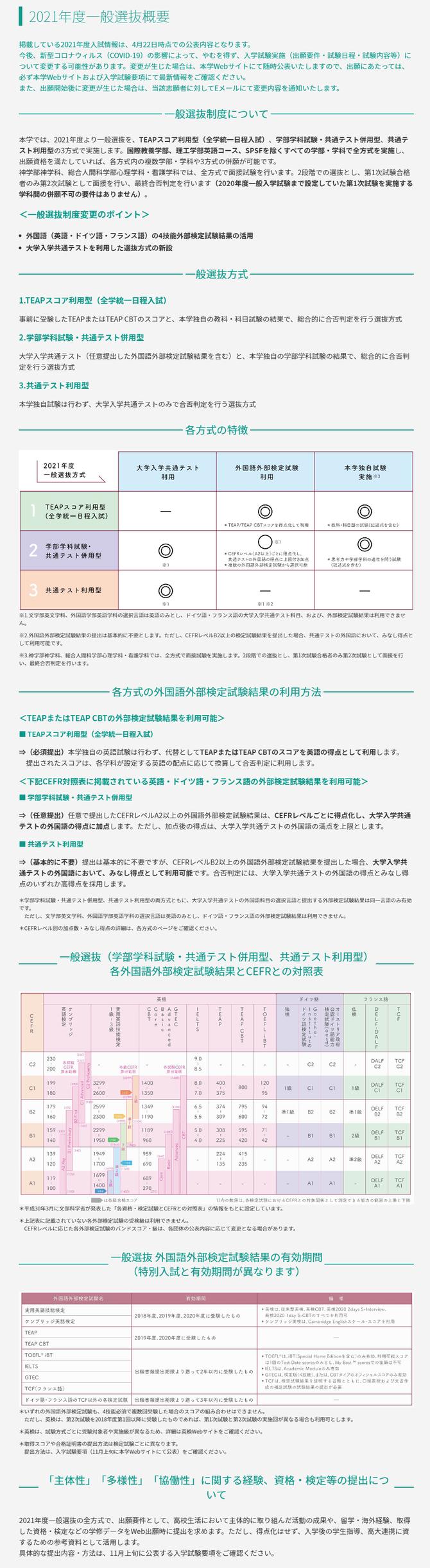 https://www.sophia.ac.jp/jpn/admissions/gakubu_ad/ippansenbatsu_gaiyou.html
