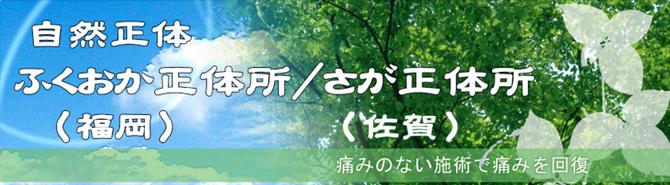 自然正体福岡佐賀正体所のイメージ画像