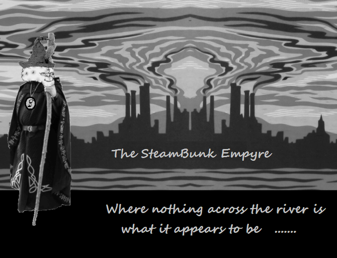 Banished From The SteamBunk Empyre