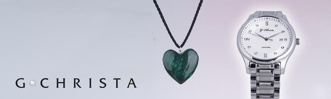 g-christa gchrista christ jewelery schmuck uhr idar-oberstein birkenfeld germany gemstone
