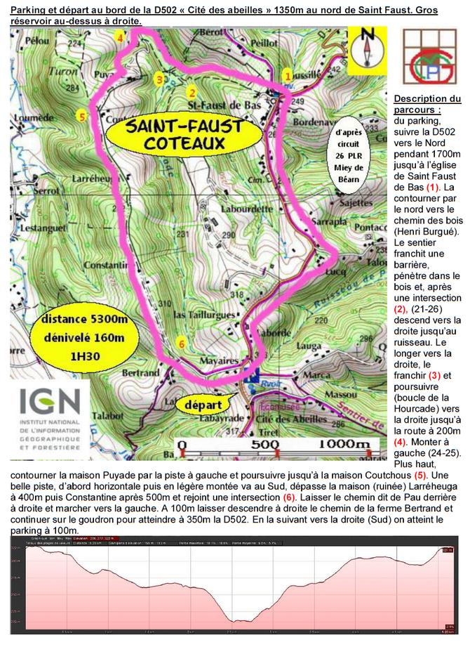 5300m Saint-Faust Côteaux