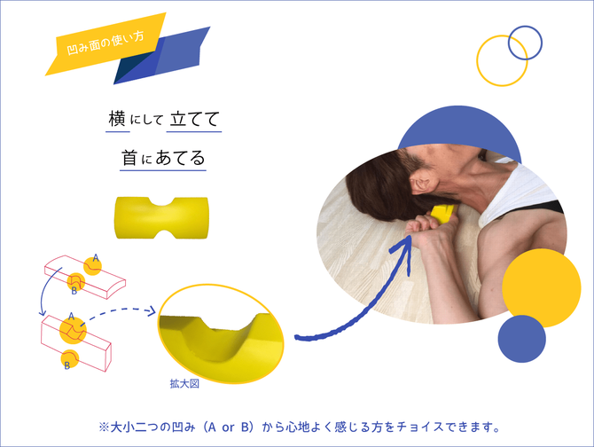 使い方 仙骨 枕