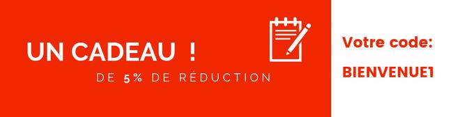 code réduction