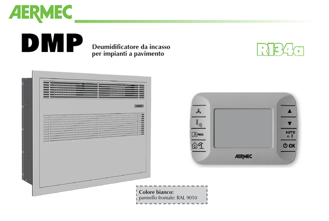 Deumidificatore da incasso per riscaldamento a pavimento ebay - Deumidificatore da parete prezzi ...