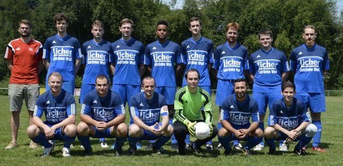 Liga: Kreisliga C III Limburg-Weilburg  Trainer: Peter Hofmann, Marco Ketter  Torwart und Co-Trainer: Peter Hofmann