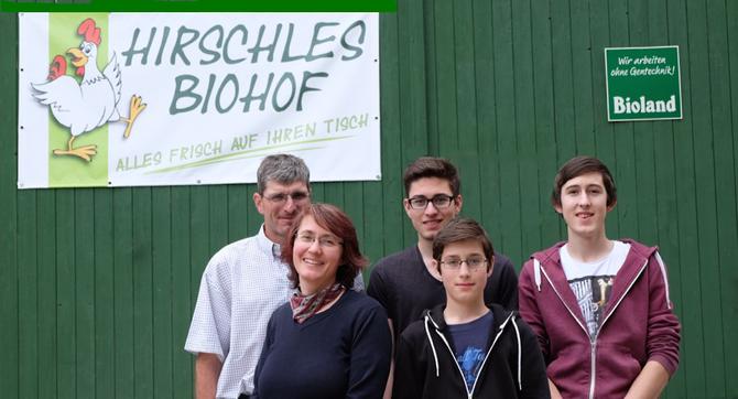 Familie Hirschle