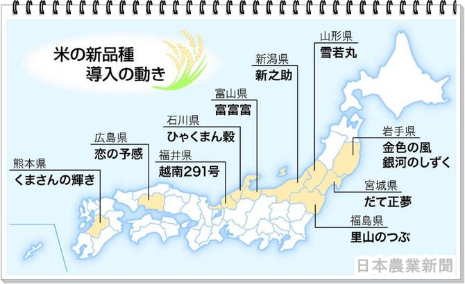 日本農業新聞(2017.4.15)より記事抜粋!