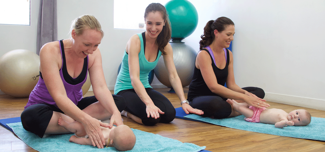 Mums and Bubs Fitness Perth - FitRight Post Natal Exercise Classes