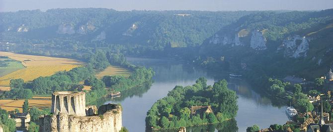 Randonnée fluviale