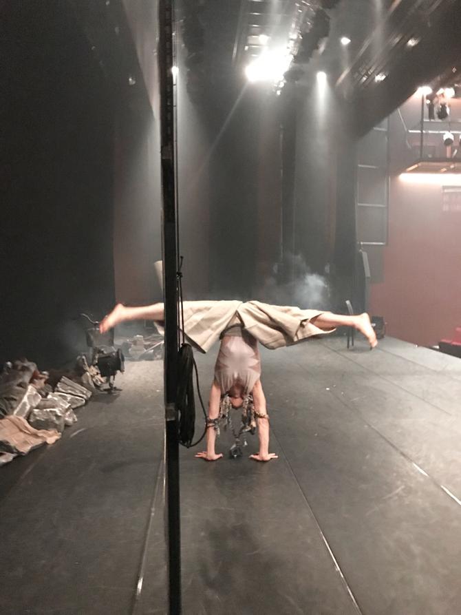 合田賢二 ごうだけんじ ゴウダケンジ ヒョニ インサイドフローヨガ いのちてんでんこ公演 舞台 ダンス ダンサー ミュージカル アシュタンガヨガ アームバランスヨガ yoga ヨガ3