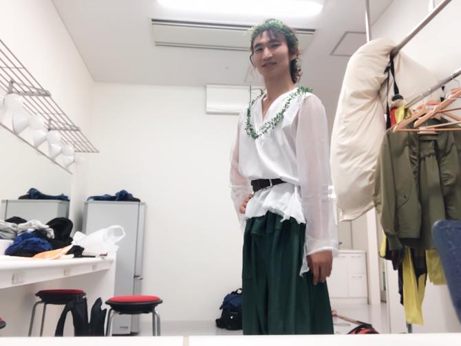 合田賢二 森の妖精ニクス ごうだけんじ ゴウダケンジ ダンサー ヒョニ ひょに 体操のお兄さん