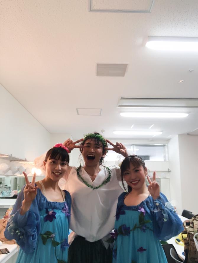 合田賢二 森の妖精ニクス ごうだけんじ ゴウダケンジ ダンサー ヒョニ ひょに 体操のお兄さん2 風の妖精