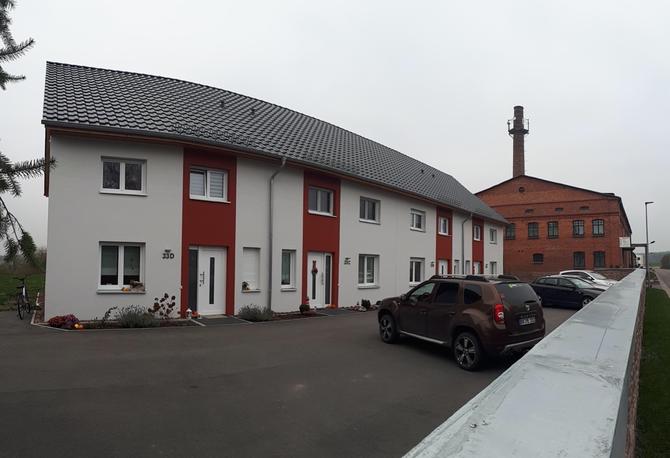 Reihenhaus in Neuenhofe