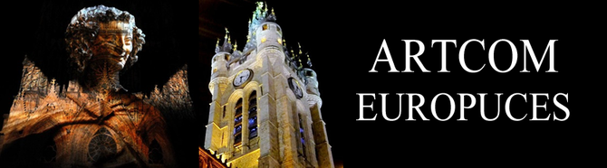 ARTCOM - EUROPUCES - Calendrier des brocantes REIMS et DOUAI.