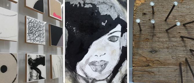 Dreiklang - Drei Künstlerinnen stellen aus