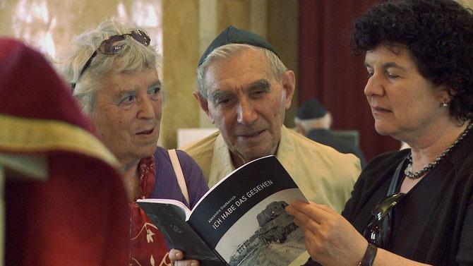 Mazel Tov-Film: Film- und Gesprächsabend des Fördervereins Liberale Synagoge u.a. mit Dalia Moneta (re) Foto: Verleih