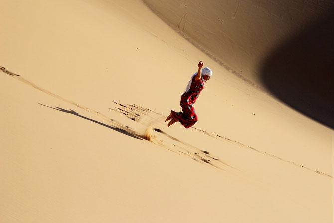 Sandspringerin