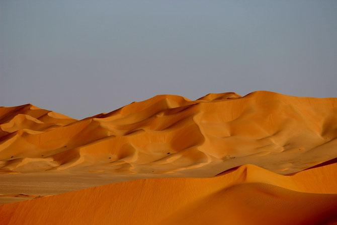 Der große Sandkasten ist unser Ziel